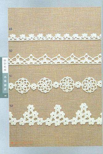Bianzhi 2007 Crochet