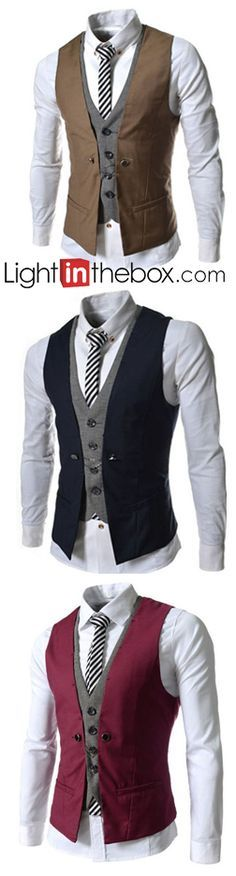 Chalecos De Vestir Para Hombres Traje Chaleco Masculino Gilet Homme Casual Sin Mangas Formal Chaqueta De Negocios Cha In 2020 Dress Suit Vest Suit Vest Waistcoat Dress