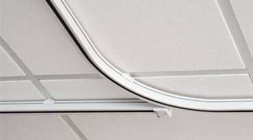 Cubicle Curtain Track Cubicle Track Products Ship In An Average