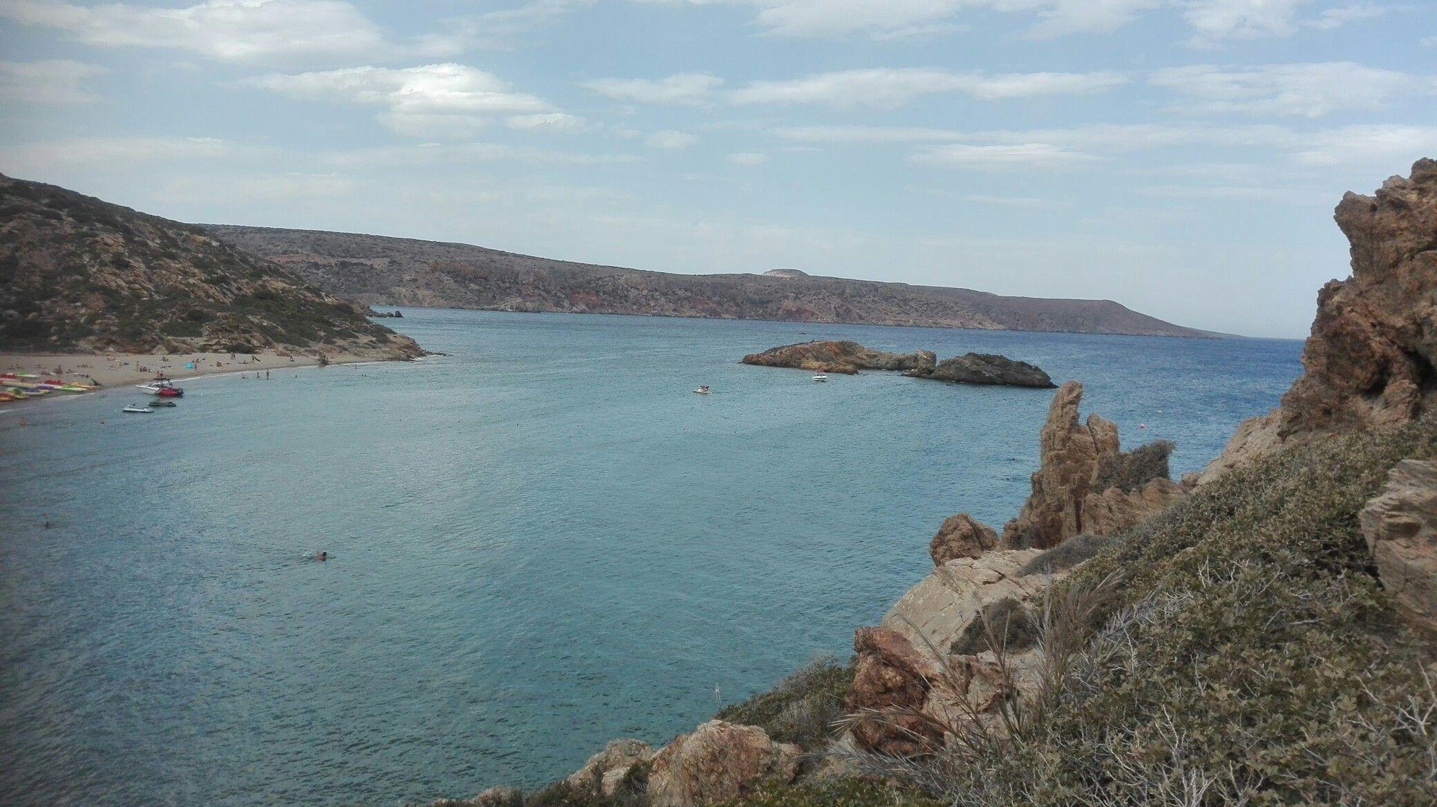 #Vai #Crete #Myjobisbetterthanyours #Palmtrees #Littlepieceofparadise