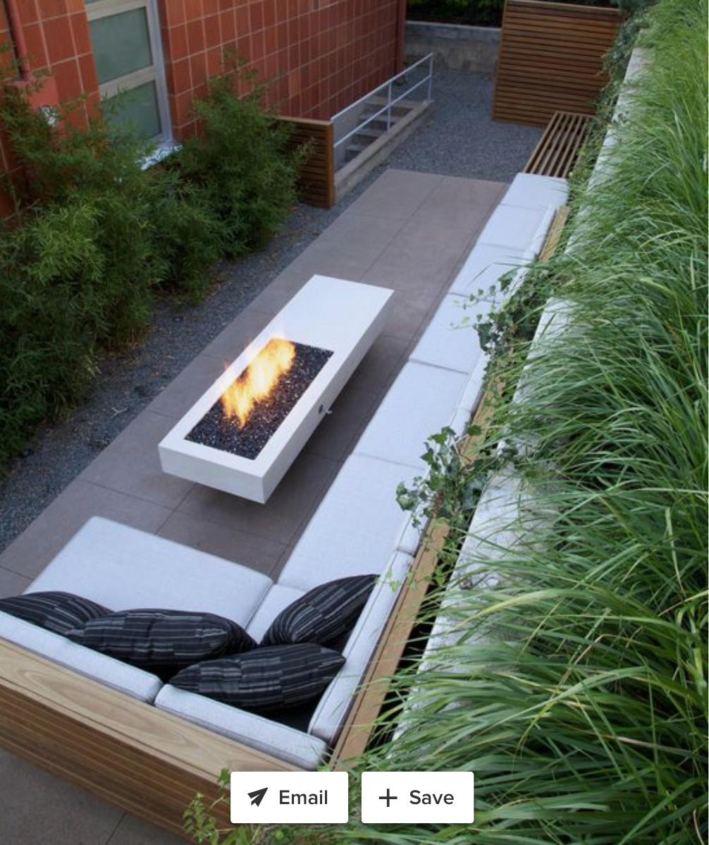 Garden Decking Ideas For Small And Large Plots: Pin By Katherine Morrison On Outdoor Garden Rooms