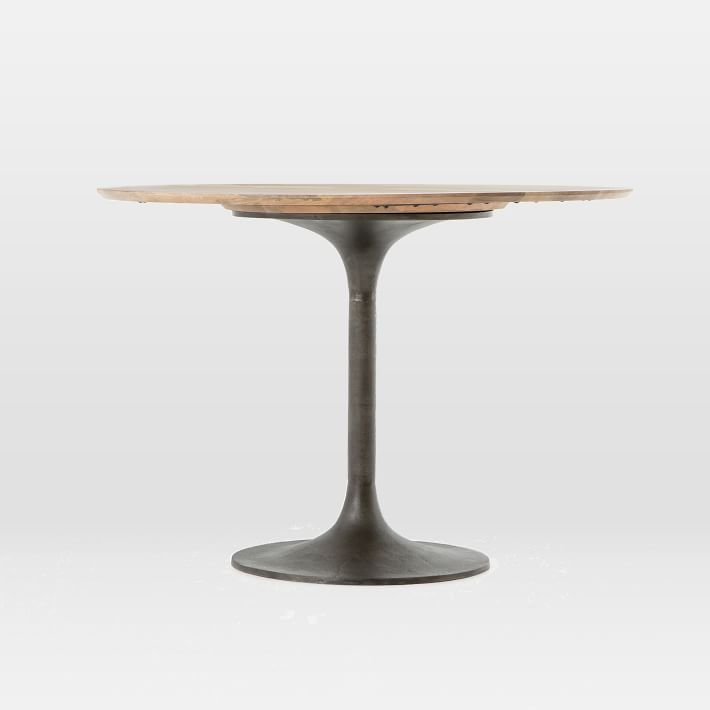 21++ West elm raw mango dining table Top