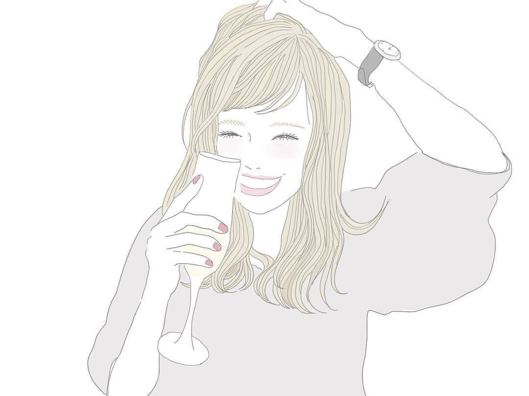 2018 年の「いいね!493件、コメント6件 ― yasuna illustrationさん(@ya