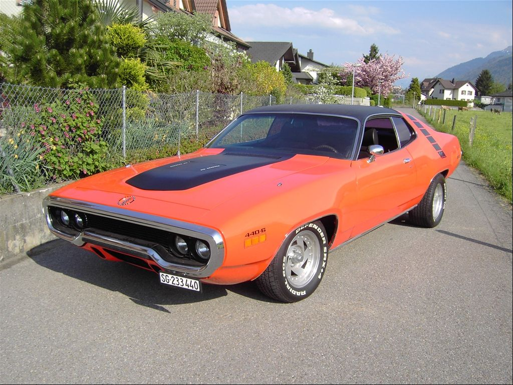 70s Muscle Cars - Viewing Gallery | cars | Pinterest | Road runner ...