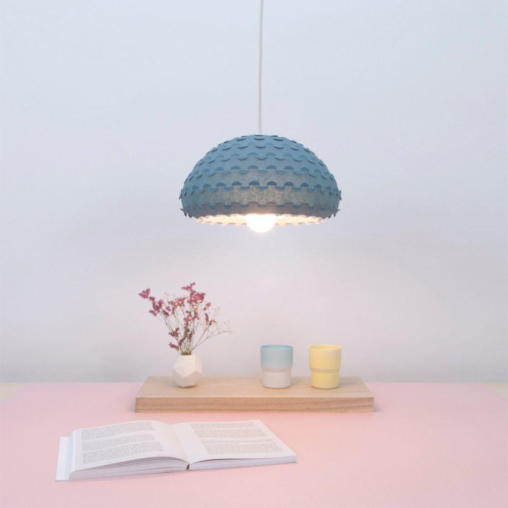 Midnight blue pendant lamp shade 24d studiostore paper lamps midnight blue pendant lamp shade 24d studiostore mozeypictures Gallery