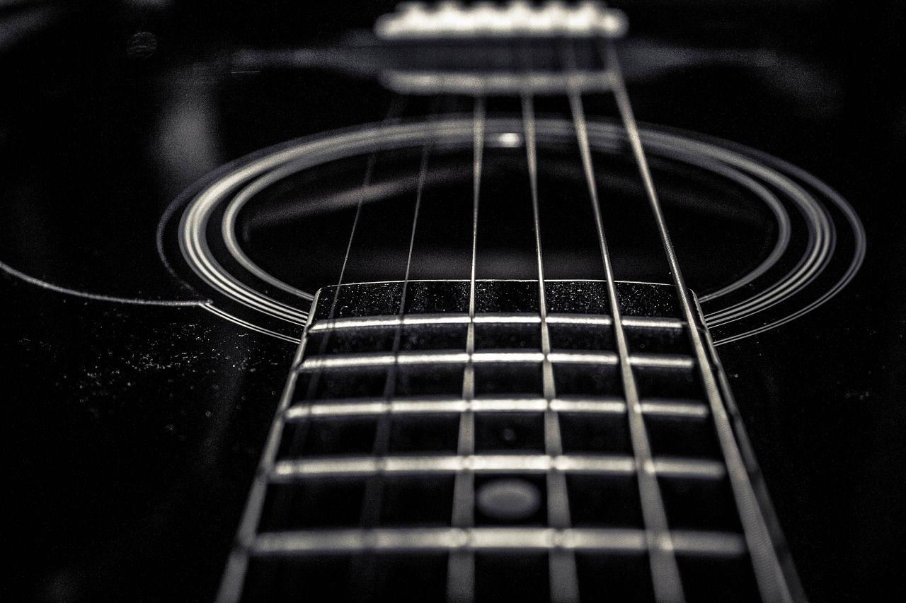 Guide To Guitar Strings Acoustic Guitar Photography Acoustic Guitar Guitar