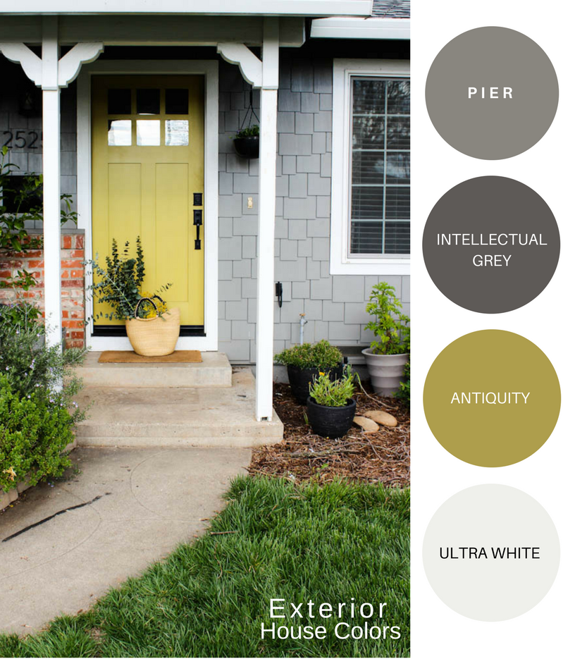 exterior color schemes for ranch style homes exterior paint ideas front exterior design pinterest exterior paint ideas exterior colors and ranch
