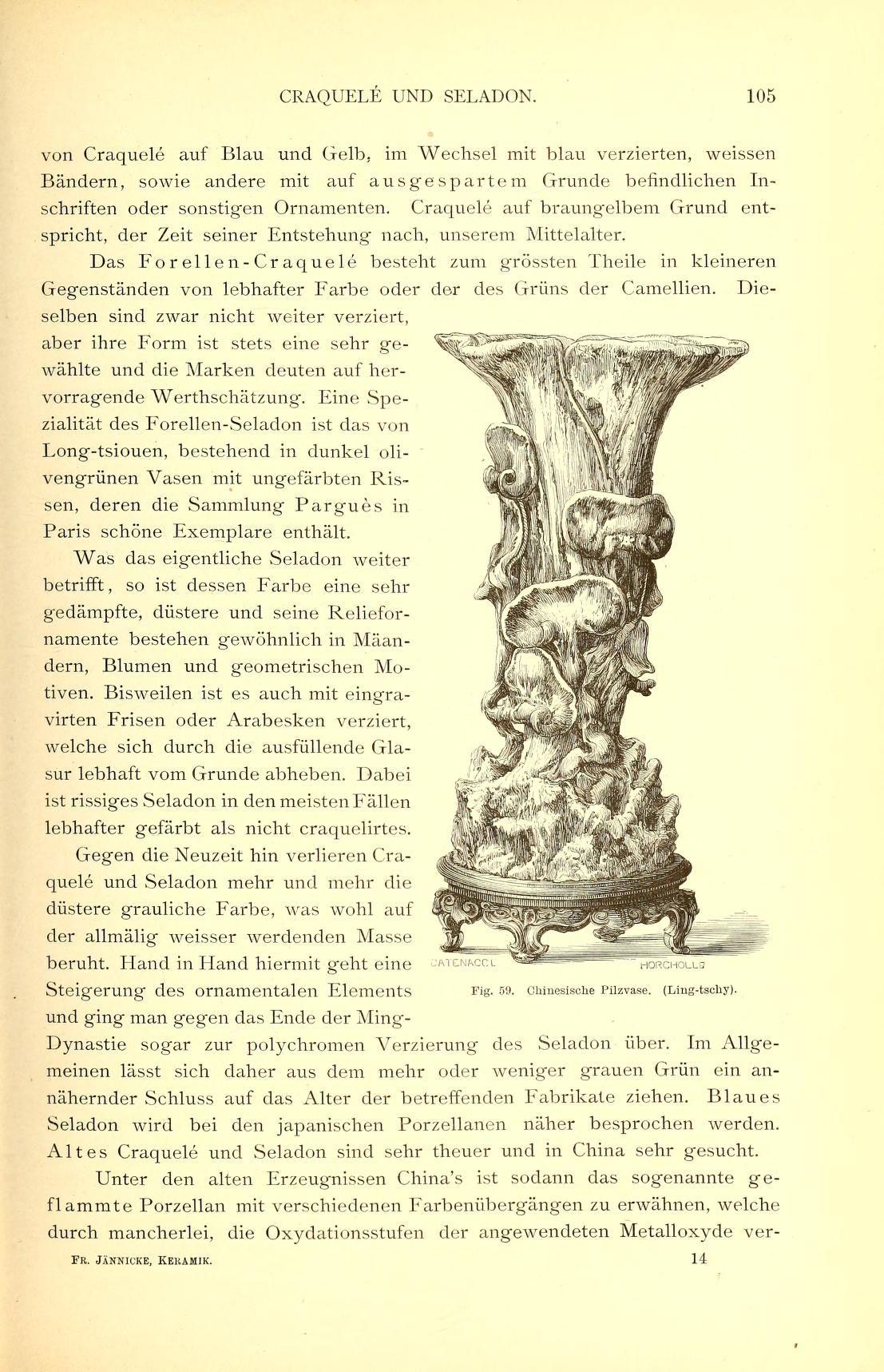 Grundriss der keramik in bezug auf das kunstgew...