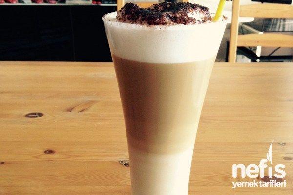 Latte Macchiato Tarifi #lattemacchiato