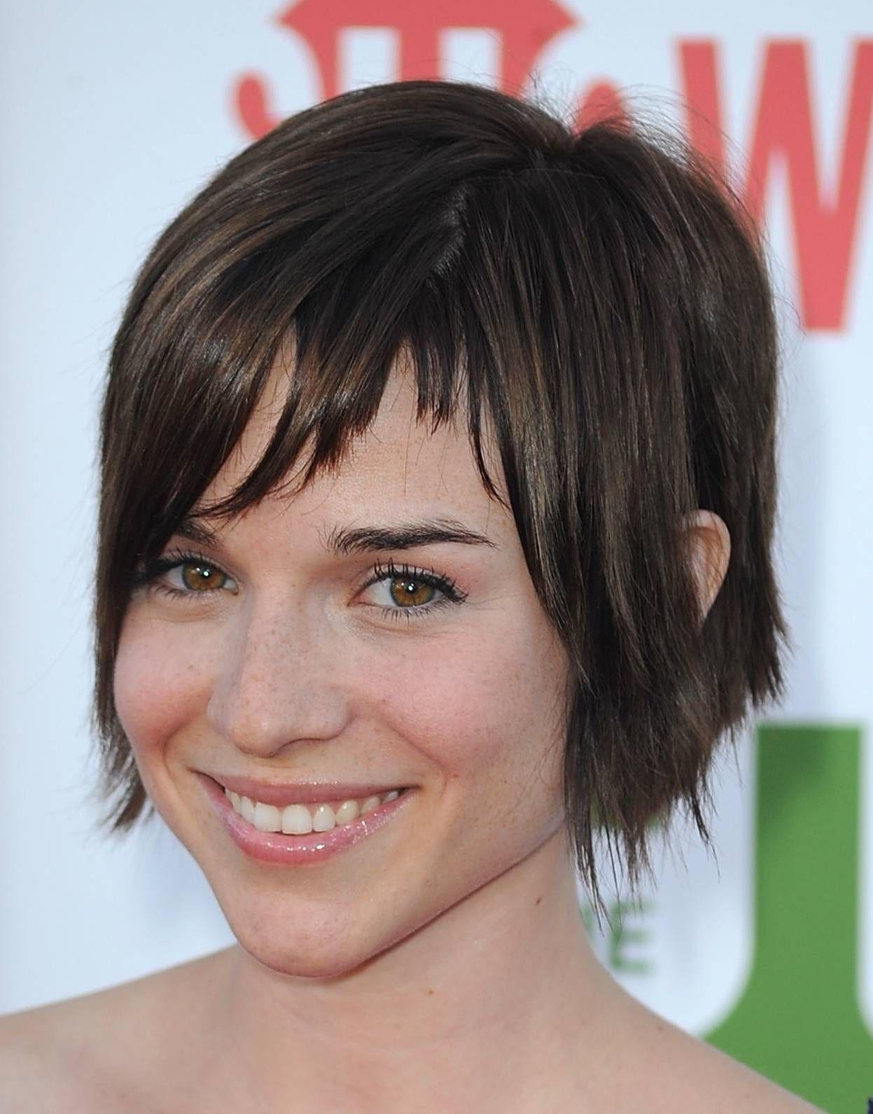 Süße Frisuren für kurze dünne Haare (mit Bildern