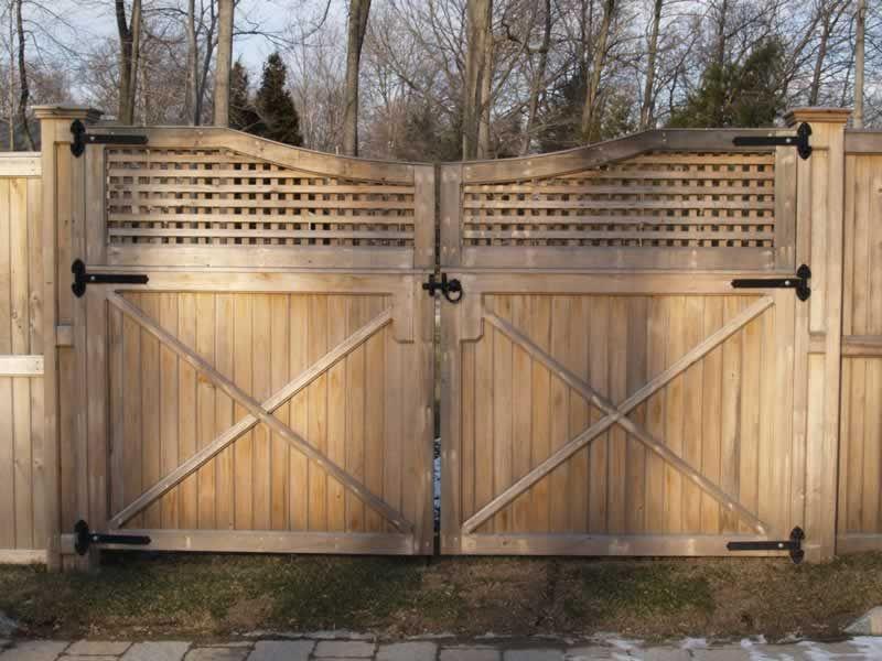 Wood Fencing Wood Fence Fence Design Modern Fence