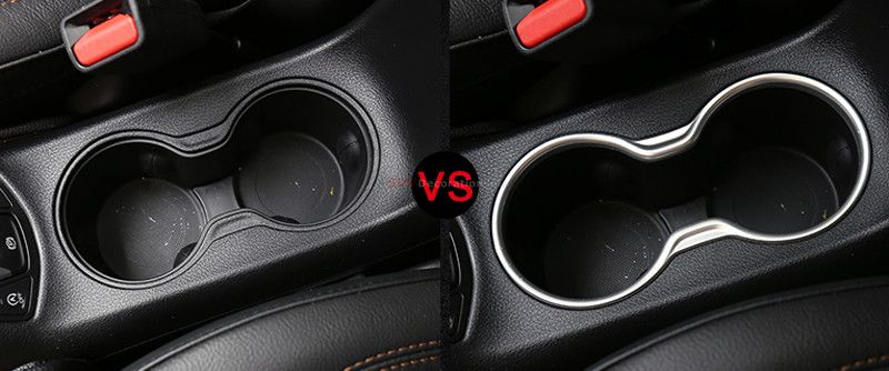 2018 jeep liberty interior.  jeep accessories new matte interior seat water cup holder frame cover 1pcs fit  for jeep compass 2017 in 2018 jeep liberty interior
