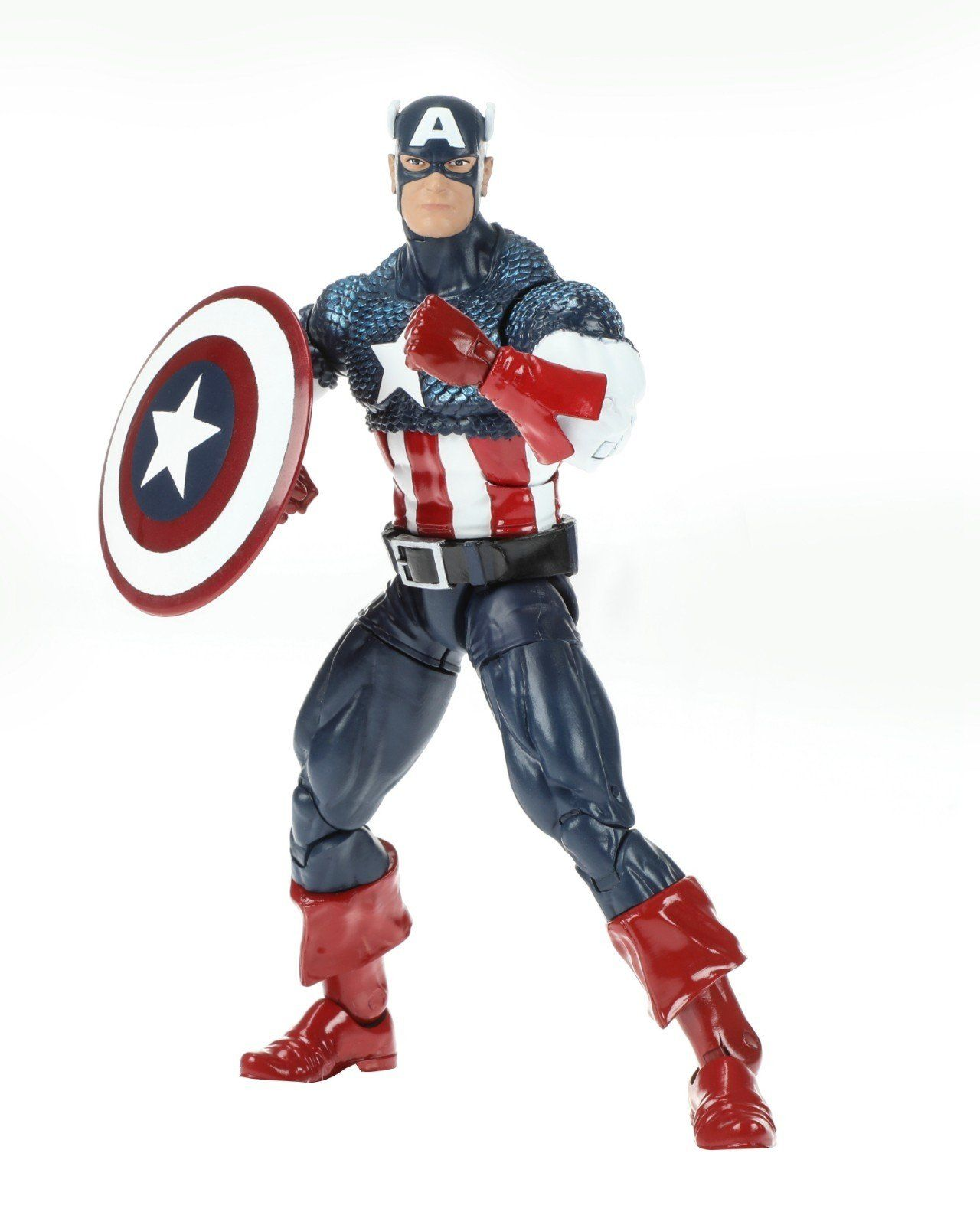 In Stock AVENGERS Infinite Action figure wave 1 CAPITAN AMERICA