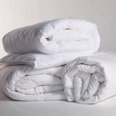 Pom Pom At Home Heavyweight Winter Down Comforter Size Queen In