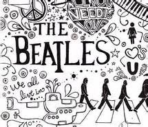 coloring pages beatles - beatles george coloring pages sketch template lineart