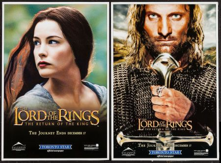 The Lord of the Rings: The Return of the King (New Line, 2003)