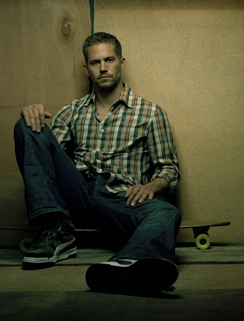 Paul Walker.  Fast and Furious on a skateboard.