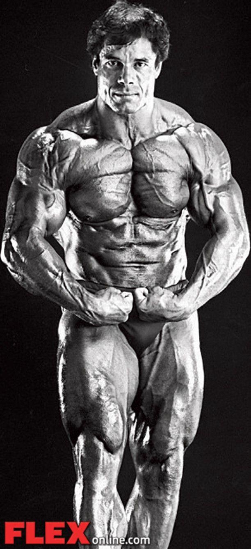 franco columbu chest workout