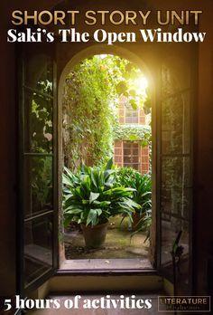 the window short story
