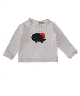 Lovely baby sweater: Emile & Ida