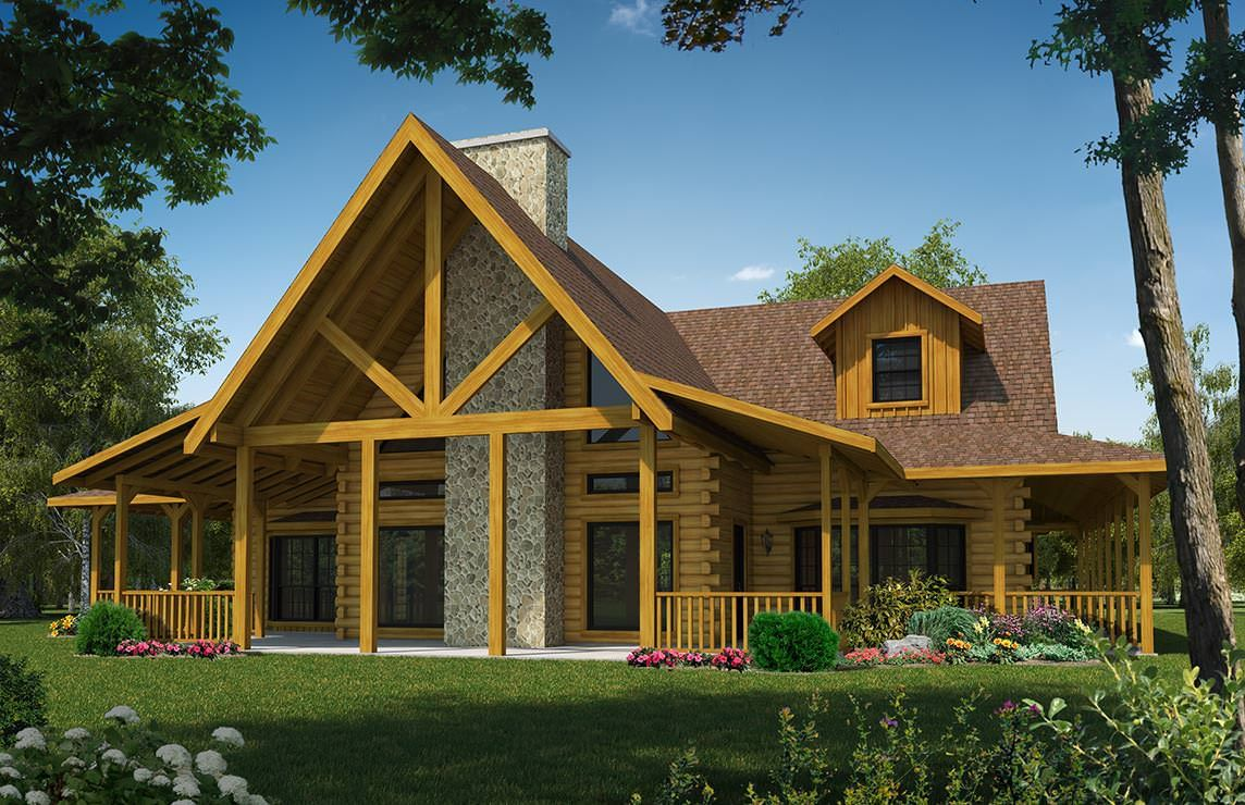 Satterwhite Log Homes Stone Ridge Floor Plan Log Homes Stone Ridge Floor Plans