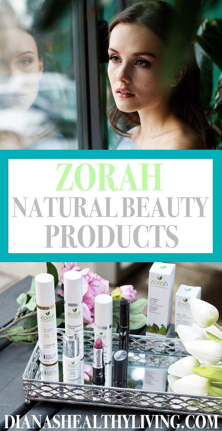 Zorah Cosmetics Beauty Products Natural beauty makeup