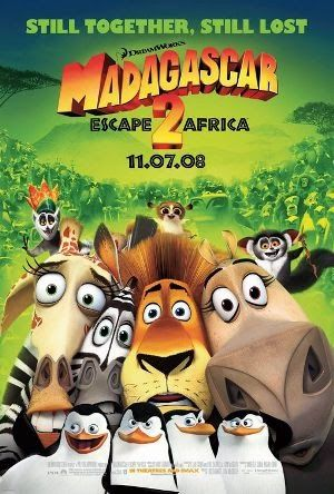 Watch Madagascar Escape 2 Africa Online Free Putlocker The Animals