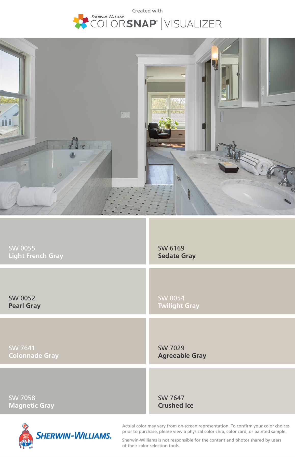 Color palette for home interiors  Pin by Eric Vose on HomeWALLS  Pinterest  House Paint ideas and