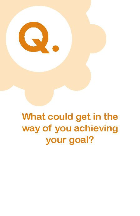 how to achieve career goals examples