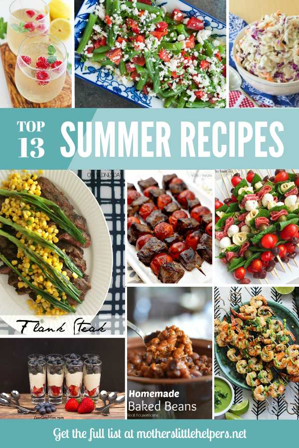The Best Real Food Recipes For Your Summer Grill Party 4th Of July Recipes Bbq Recipes Grill Pa Dinner Party Summer Summer Food Party Backyard Party Food