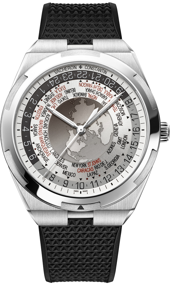 The Watch Quote: The Vacheron Constantin Overseas World Time watch - A unique perspective on the world