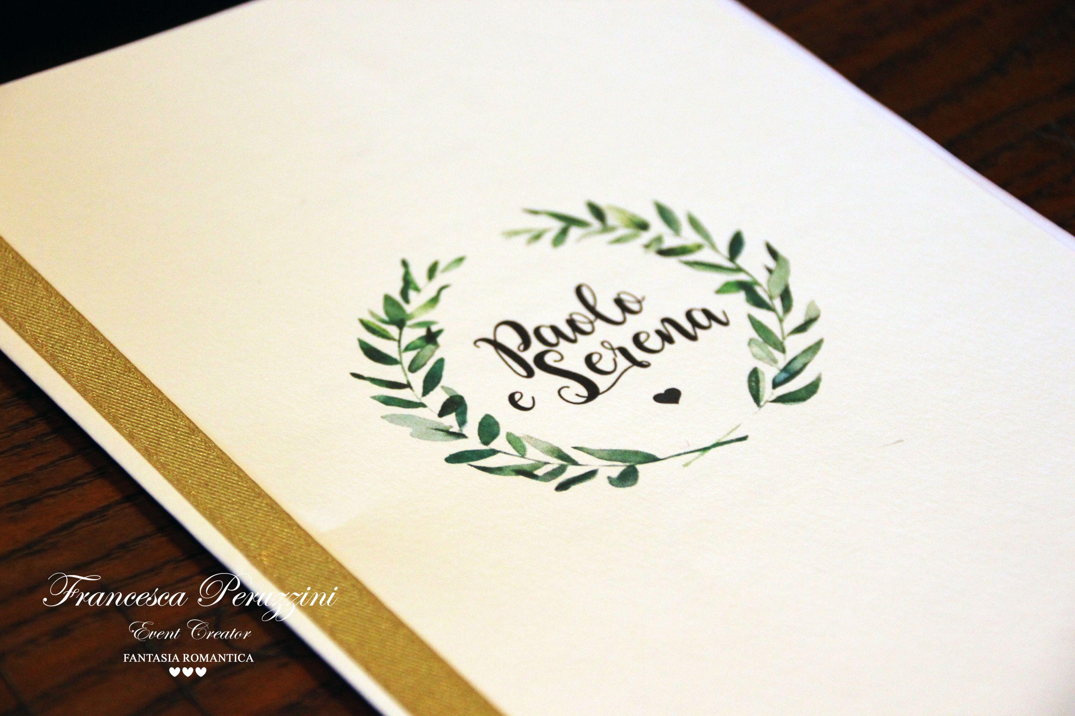Matrimonio Simbolico Libretto : Matrimonio personalizzato libretti messa tema olivo e oro