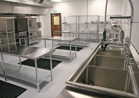 Bohemian Gourmet Food Commercial Commissary Kitchen Space