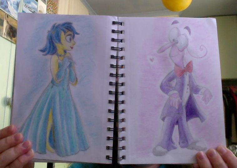 Disney's Inside Out favourites by DisneyandZimFanatic on DeviantArt