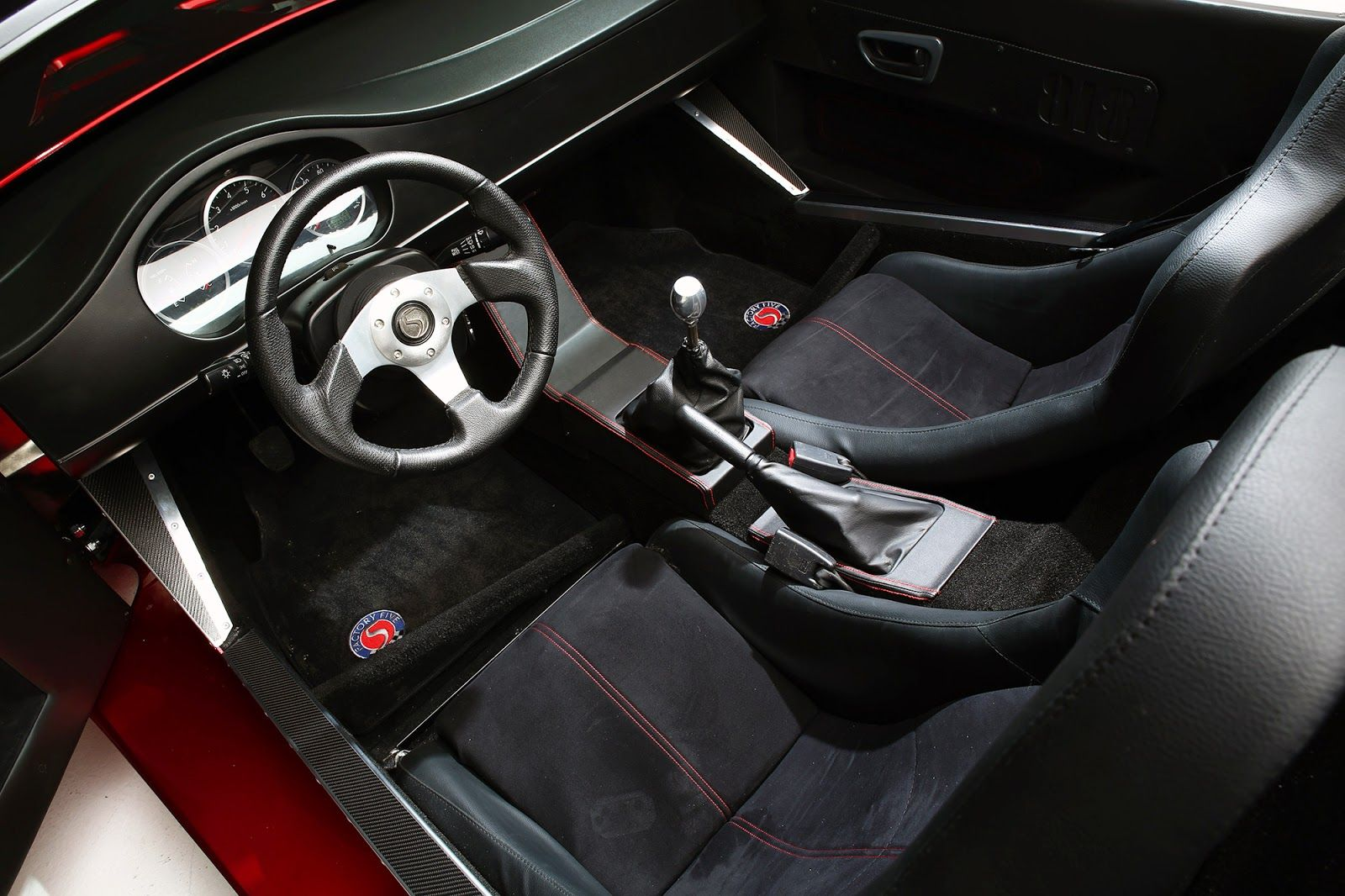 Local Motors Rally Fighter >> Factory Five 818 Interior | Cars | Pinterest | Kit cars ...