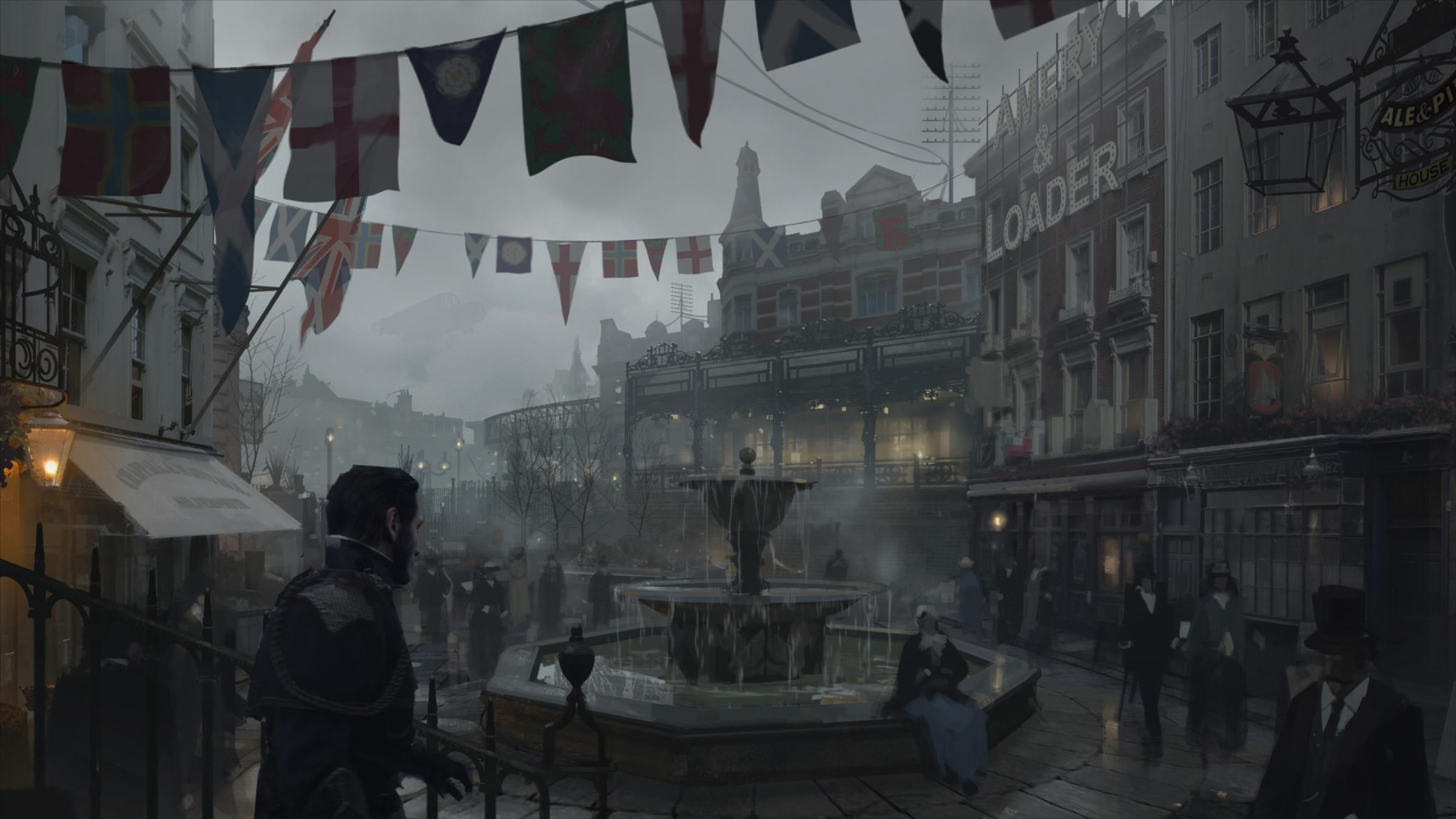 The order 1886 new gameplay pc (2015) 1080p youtube.