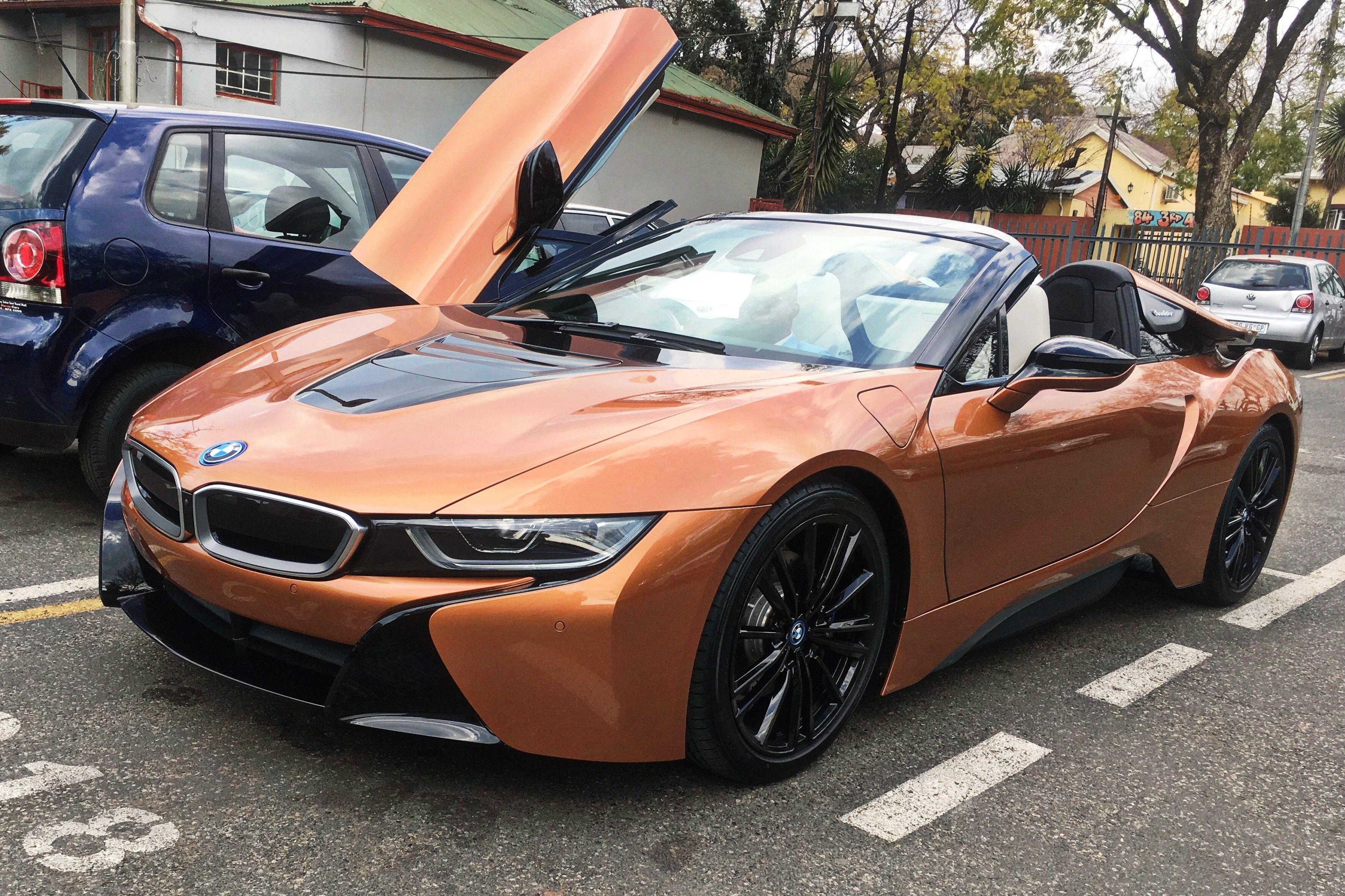 Exoticspotsa Week 39 2018 News Bmw Bmw I8 Cars