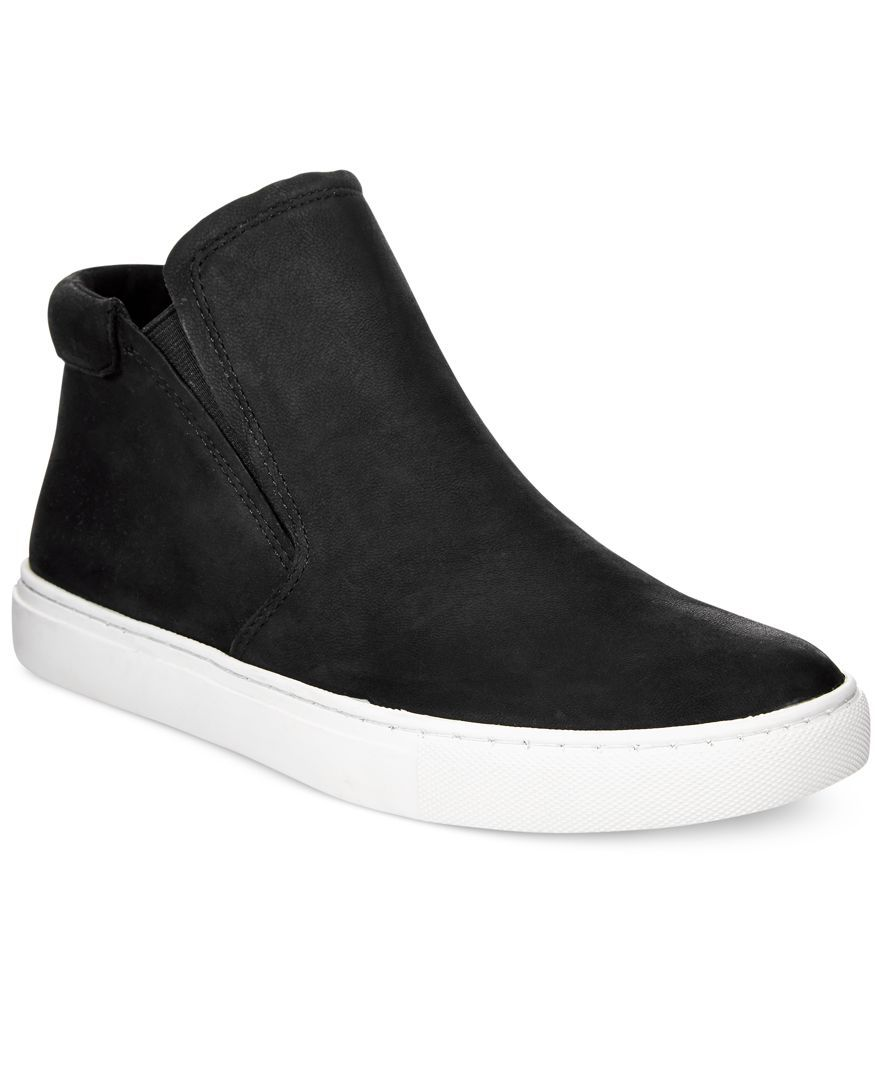Kenneth Cole New York Women's Kalvin High-Top Slip-On Sneakers