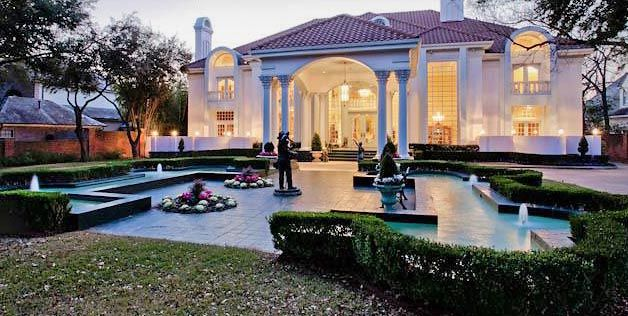 Mary Kay's pink mansion is on the market