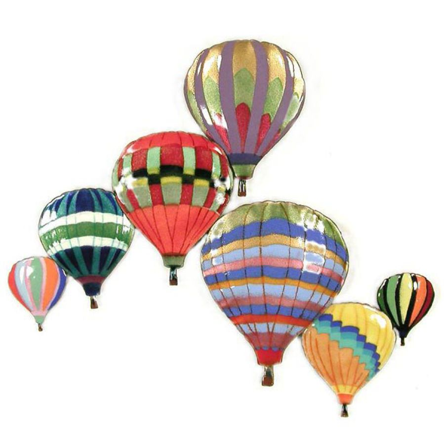 New Mexico Hot Air Balloons Wall Art Furniture Home Decor And