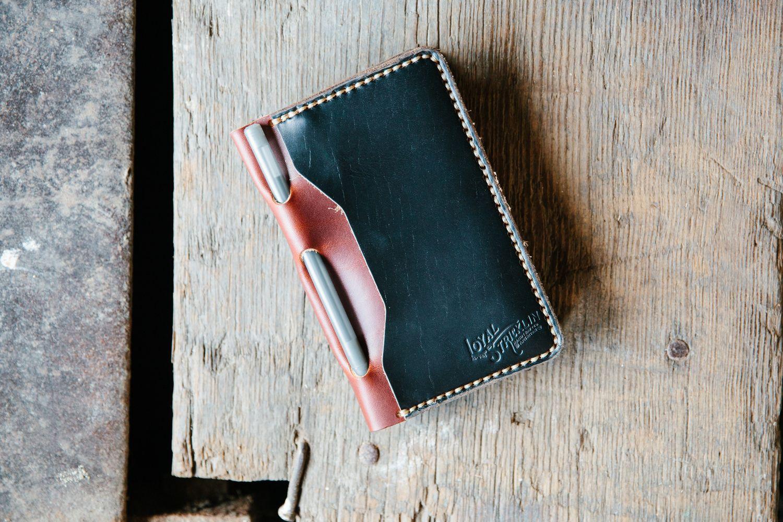 Loyal Travel Wallet-Two Tone — Loyal Stricklin