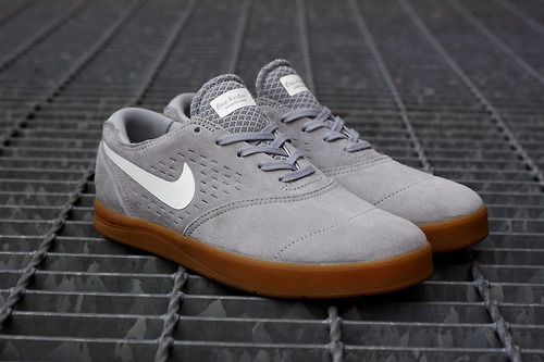 huge discount fef57 f4e99 Nike SB Eric Koston 2 Sneaker - Wolf Grey White Gum