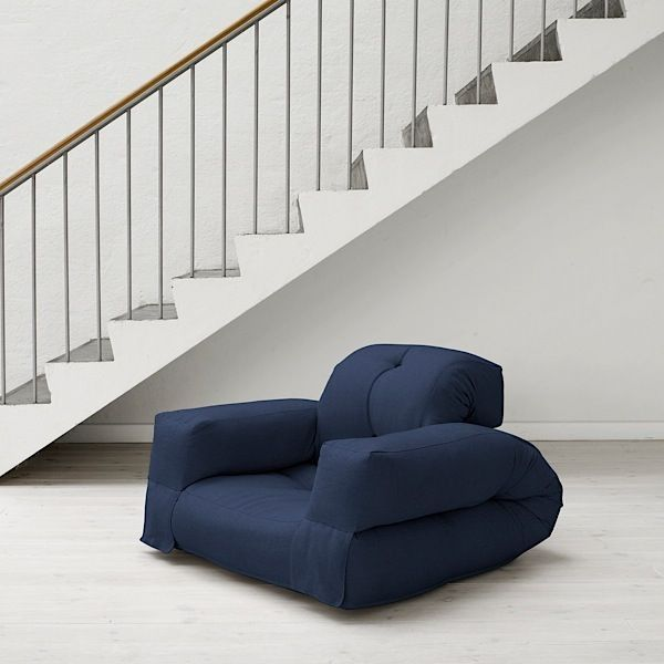 Little Hippo A Children Chair That Turns Into Futon Bed In Seconds Deco And Design