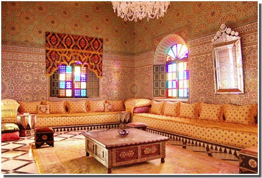 decoration interieur villa marocaine - Recherche Google   home ...