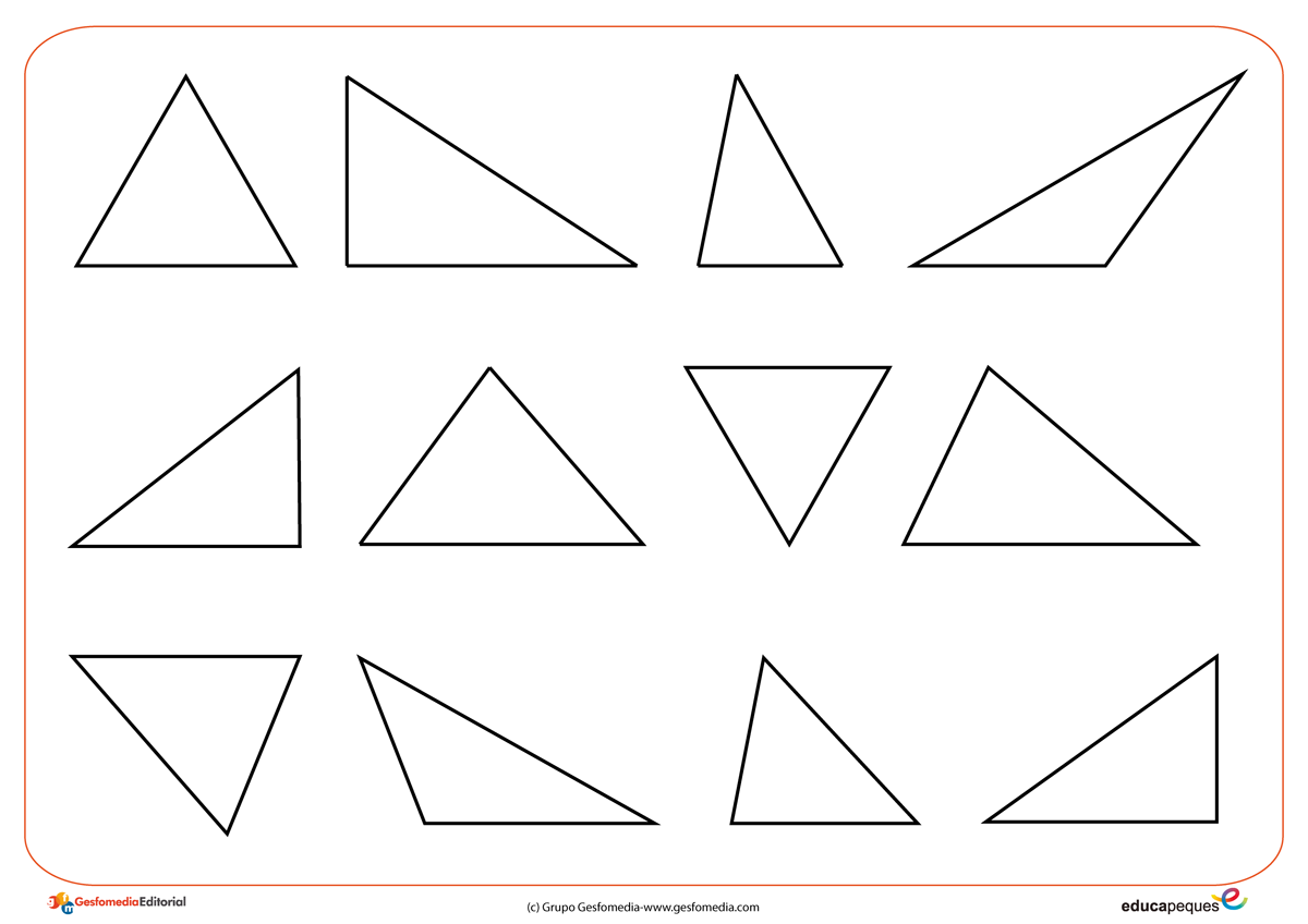 Figuras geométricas para colorear   Figuras geometricas, Colorear y ...