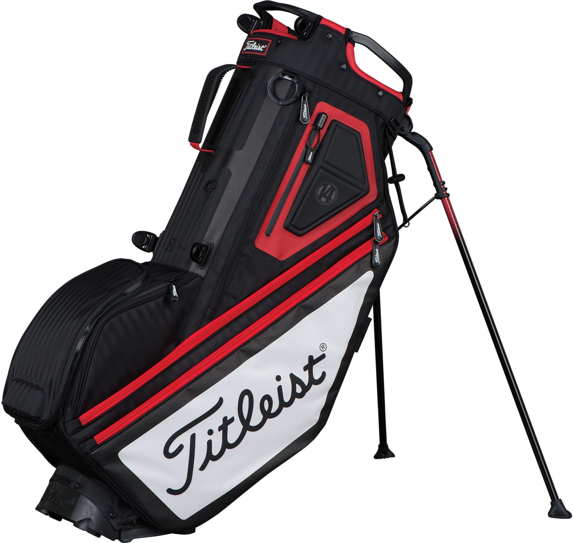 909fd5aa16e0 Titleist 2017 Players 14 Stand Bag