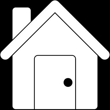 Rt Logosporn House Logo Https T Co 2y8ygjdnku House Outline Clip Art Free Clip Art