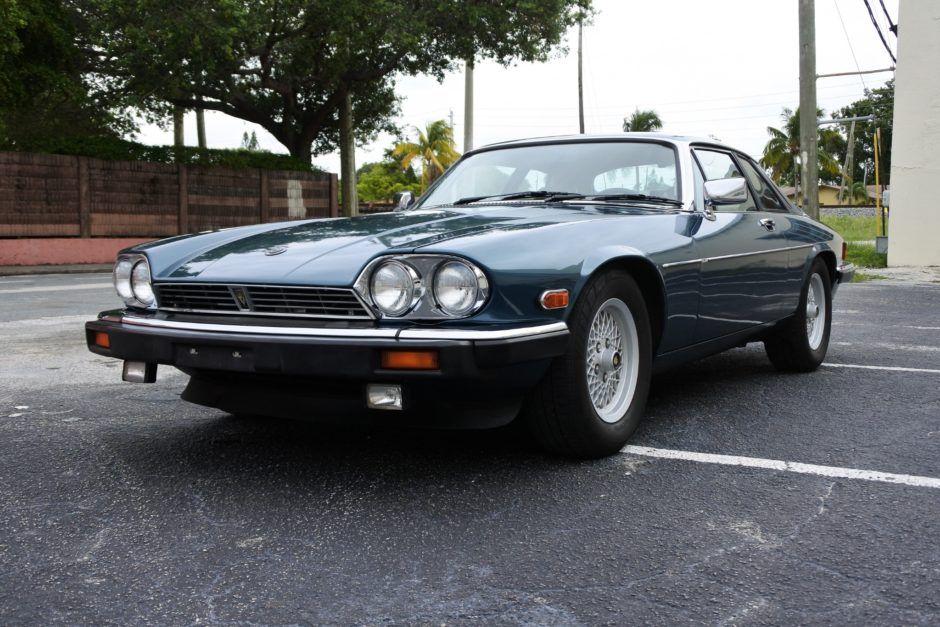 No Reserve 1983 Jaguar Xjs With Images Classic Cars