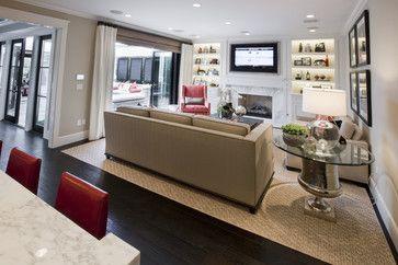 Spinnaker Development - traditional - living room - orange county - Spinnaker Development