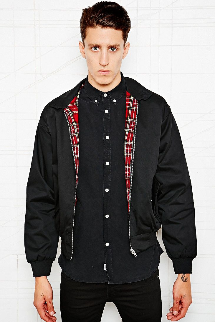 Mens harrington jacket uk